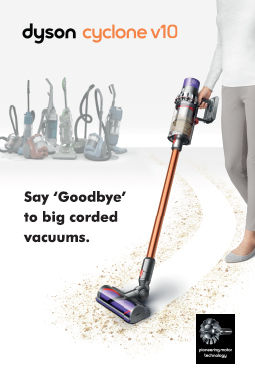 Vacuum & Handheld Cleaners